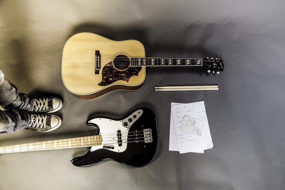 gitar still